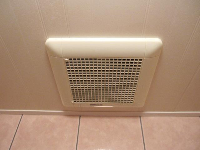 換気扇故障(浴室・トイレ)に対応する【住宅ライフサポート】